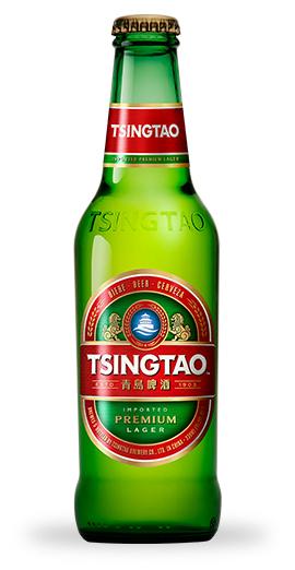 青島ビール 小瓶|Tsingtao Beer Small bottle